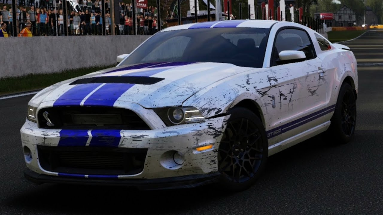 2017 Shelby Gt500 >> FORZA 5 #7 - Audi R8 e Mustang Shelby GT500 (Xbox One ...