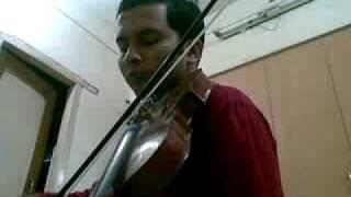 Violin- Paradhin aahe jagati