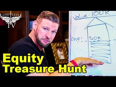 What is Equity - Real Estate Treasure Hunt - Residual Income