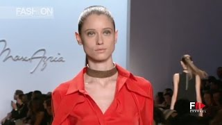 MAX AZRIA Fall Winter 2011 2012 New York pret a porter women - Fashion Channel