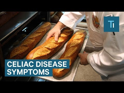 How to tell if you have celiac disease and are allergic to gluten