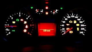 Menu Serwisowe - Test Zegarów - Ford Focus MK2 FL