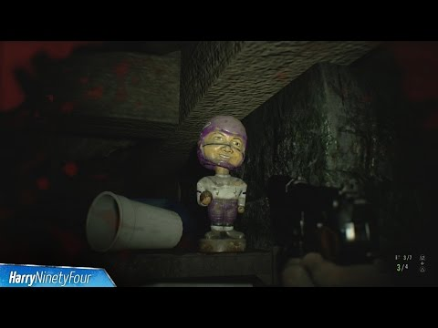 Resident Evil 7 (RE7) - All Collectible Locations (Antique Coins, Files, Mr Everywhere, Video Tapes)