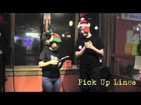 FULL IMPROV SHOW! The Unruly Theatre Project at Caffe Amouri PART 3