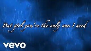 A1 - Walking In The Rain (Lyric Video)
