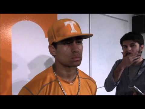 Benito Santiago Postgame vs. Ole Miss (March 19, 2016)