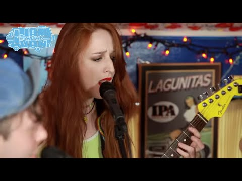 "THE LOVELY BAD THINGS - ""I Just Want You to Go Away"" (Live at Burgerama III) #JAMINTHEVAN"