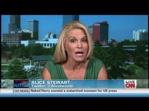 Romney knows what voters need, says Republican analyst Alice Stewart