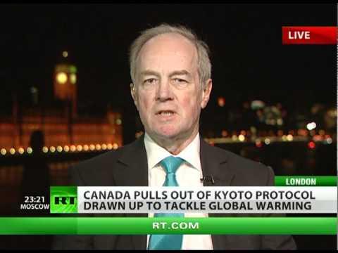 'Global warming phantom menace, Kyoto costs & hurts a lot'