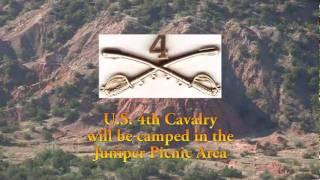 137th Anniversary of the Battle of Palo Duro Canyon