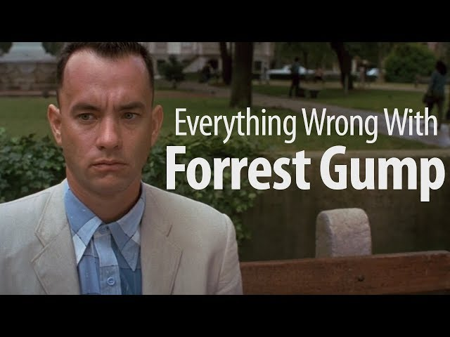 Everything Wrong With Forrest Gump In 16 Minutes Or Less