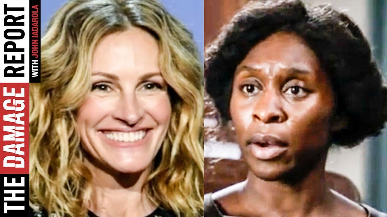 """Harriet"": A studio executive wanted Julia Roberts to play Harriet ..."