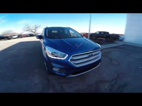 Ford Escape Titanium Lightning Blue/ Francois Ford/ Madison Wi Area