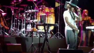 Erykah Badu - Gone Baby, Don't Be Long @ Cognac Blues Passions 2013
