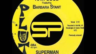 FUNK 45t - RAW SOUL & BARBARA STANT - Superman - 2009 Plut