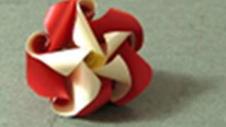 Mother's Day Origami Instructions: 'just Twist' Twirl (krystyna Burczyk)