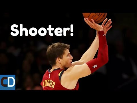 Thumbnail: How The Cavs Expertly Utilize Kyle Korver
