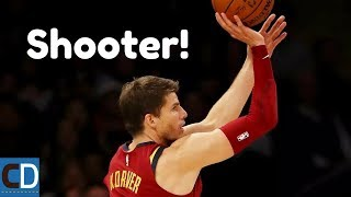 How The Cavs Expertly Utilize Kyle Korver