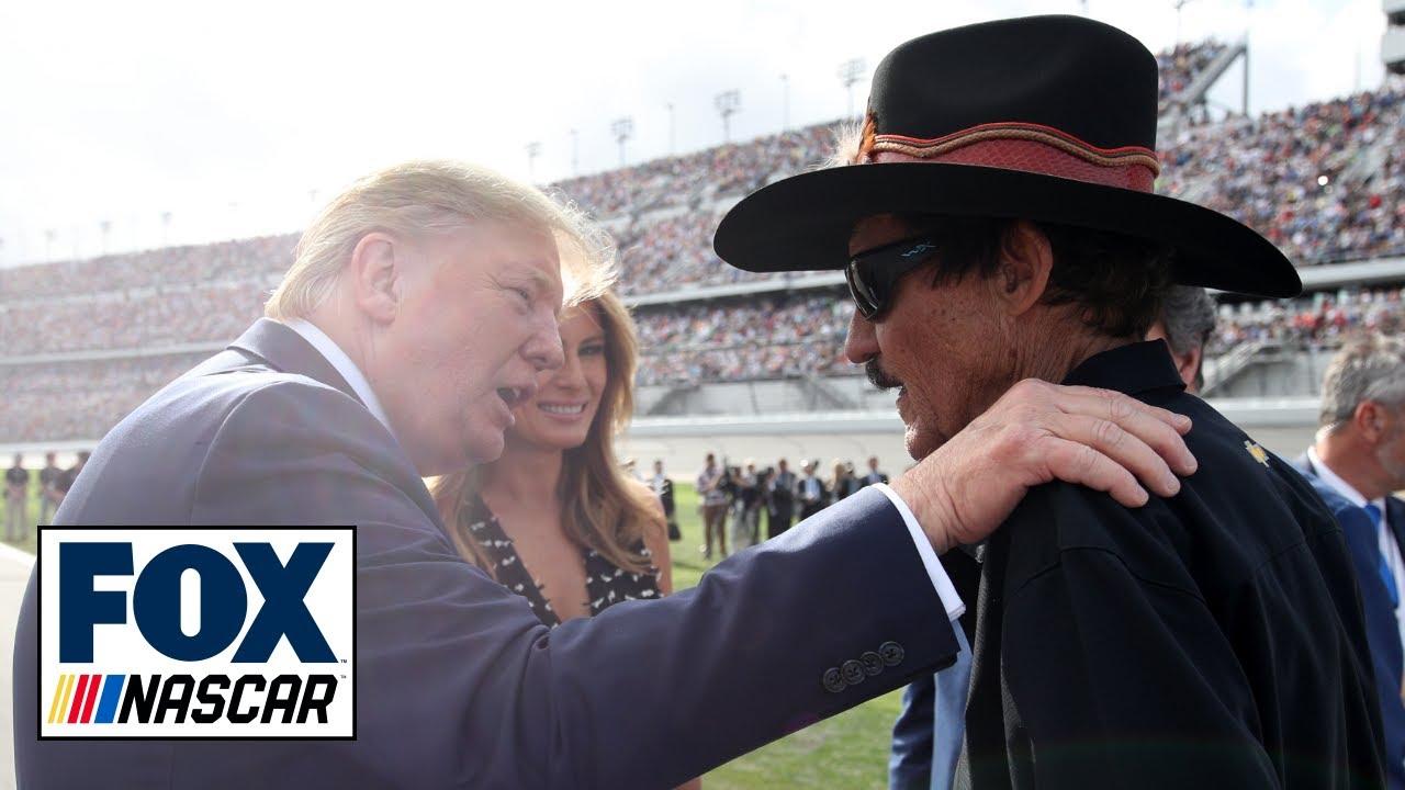 NASCAR Race Hub recaps the news involving President Trump's tweet to Bubba Wallace | NASCAR ON FOX