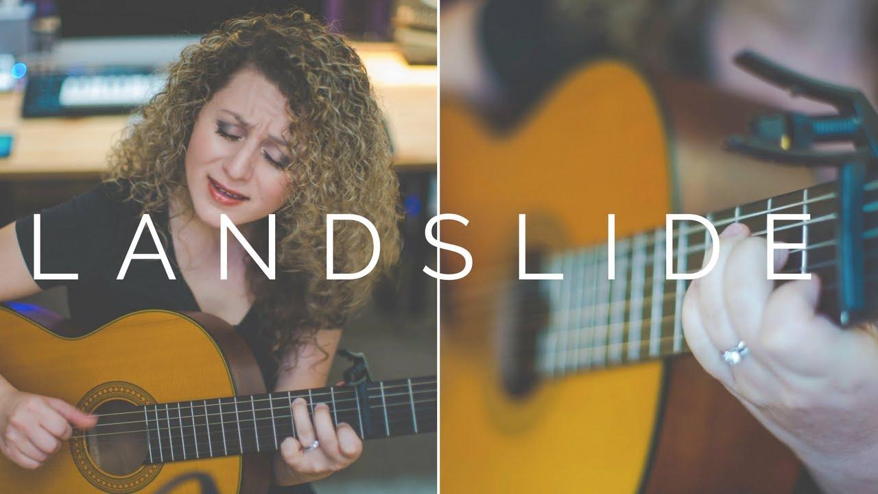 fleetwood-mac-landslide-acoustic-cover-by-carol-kay-carol-kay