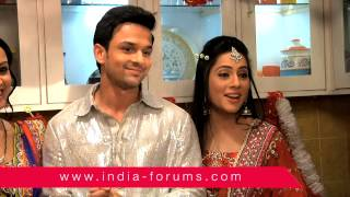 Sangeet ceremony in Meri Bhabhi - Uncut Interview