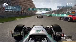 F1 2014 - Sepang International Circuit | Malaysia Grand Prix Gameplay (PC HD) [1080p]