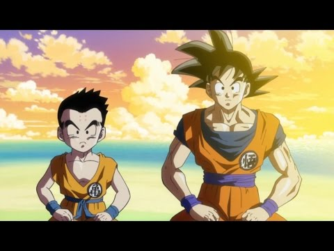 Dragon Ball Super Episode 75 Review (Goku & Krillin Train Together)