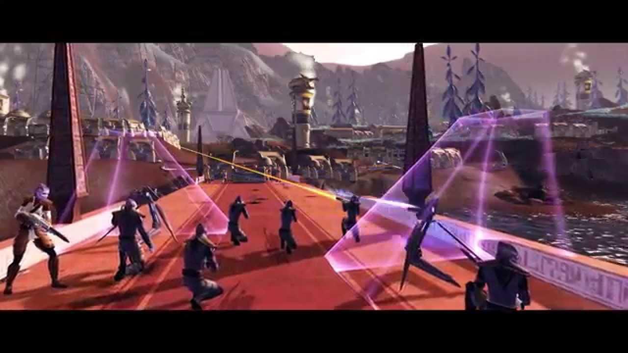 Star Trek Online: Delta Rising - Official Producer Walkthrough Trailer