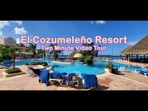 El Cozumeleno Resort Walk-Through - Cozumel, MX