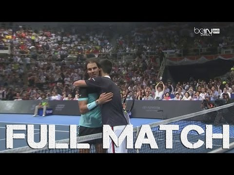 Back to Thailand 2015 : Rafael Nadal vs Novak Djokovic - FULL EXHIBITION MATCH HD