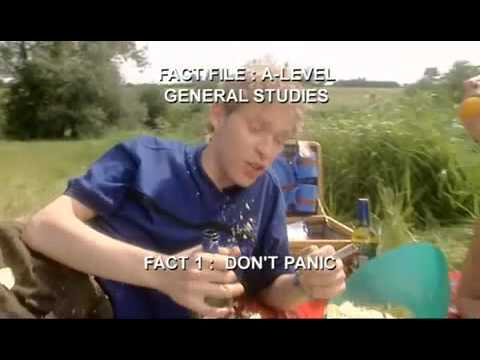 A- Level General Studies - Mitchell and Webb