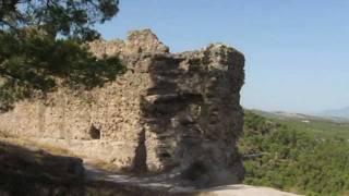 Castillo de la Luz, El Valle, Murcia