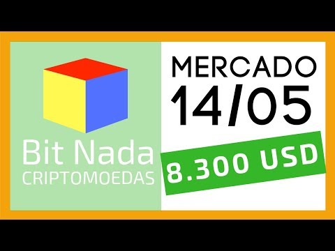 Mercado de Cripto! 14/05 Bitcoin 32.500 Reais / 8.300 USD / Ebay e Adesão!