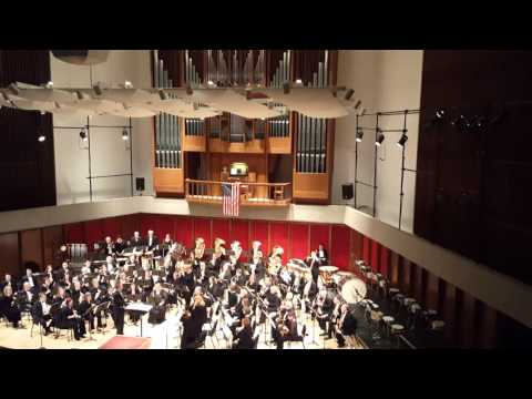 The Star and Stripes Forever -Nebraska Wind Symphony