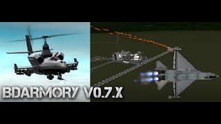 KSP BD Armory Mod Update