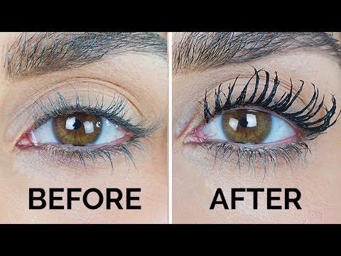How to Make Your Eyelashes Appear Longer Naturally - Tips, Tricks and DIYs You Need to Know