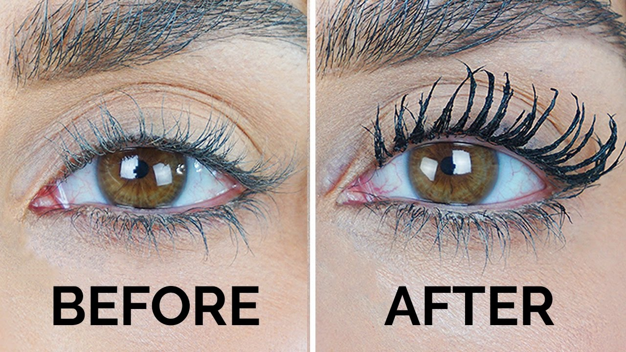 how to make your eyelashes look longer naturally