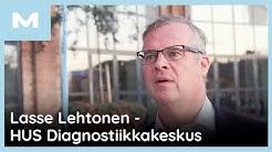 Lasse Lehtonen, HUS Diagnostiikkakeskus - Mylab Corp.