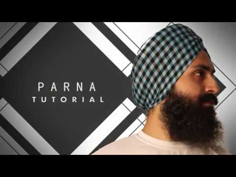 How To Tie Parna In 4 Minutes