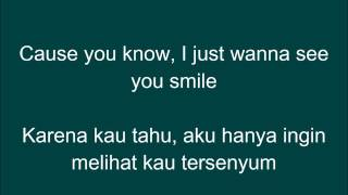 Lirik dan Terjemahan One Call Away~Charlie puth[FULL HD]