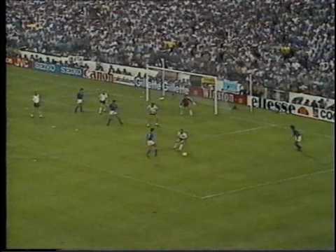 Finale Mondiali 1982: Italia-Germania Ovest: 3-1 - Goal di Tardelli