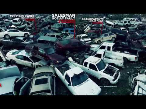 Lafayette Car Accident Attorney - Junkyard Video