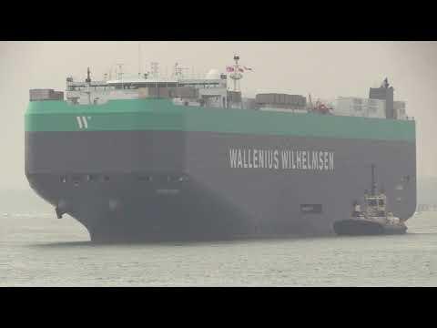 Wallenius Wilhelmsen Vehicles Carrier