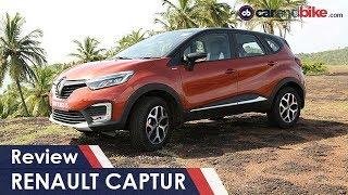 Renault Captur SUV Review 2017 | NDTV CarAndBike