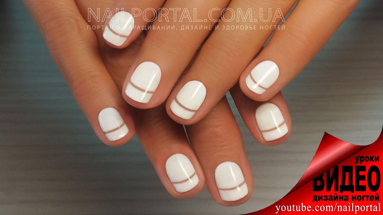Смотреть дизайн ногтей