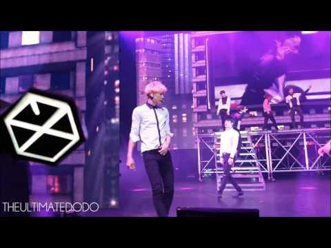 [FANCAM] 160219 EXO Playboy @ EXO'luXion Chicago