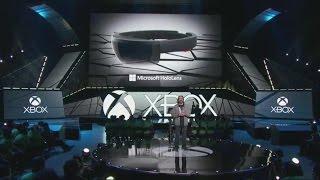 Microsoft HoloLens - Minecraft Gameplay Demo [1080p HD] | E3 2015