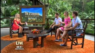 Kimberley Walsh - I'm A Celebrity Get Me Out Of Here Now! (part 1) - 23rd November 2013