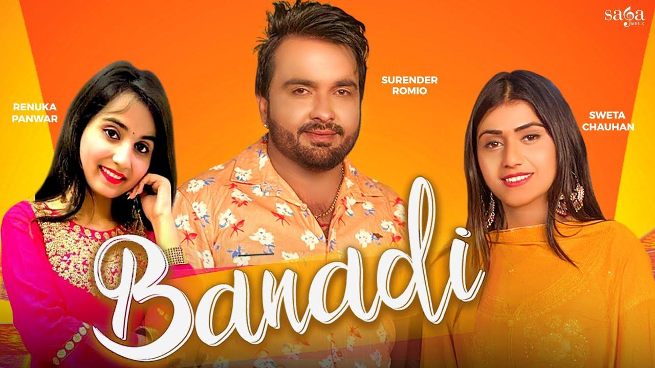 Renuka Panwar New Song - Banadi | Surender Romio | Sweta Chauhan | Haryanvi Songs Haryanavi 2021