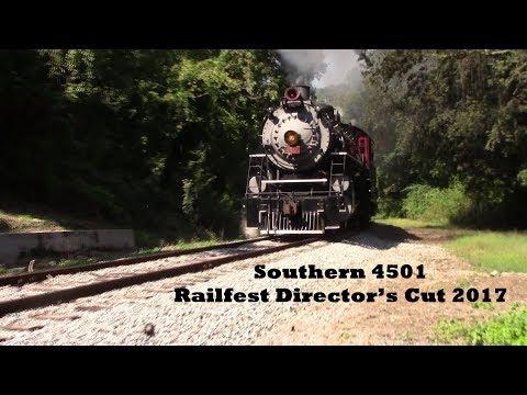 Southern 4501 Railfest Director's Cut 2017